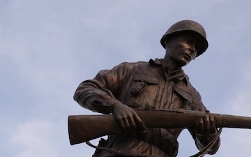 103d Infantry Division World War II History Remembered by French