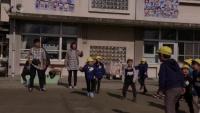 Iwakuni service members build friendships with Japanese children through teaching, dancing (B-Roll)