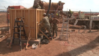 Seabees continue to build strong bonds and structures in Ali Oune