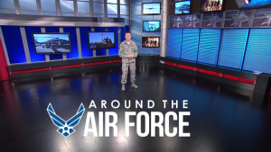 Around the Air Force: Pence Visits Nellis / California Mudslides / B-52s Deploy to U.K.