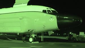 RC-135 Night Vision B-Roll