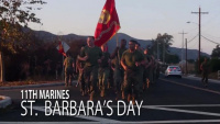 11th Marines' St. Barbara's Day