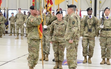 Lt. Gen. Christopher G. Cavoli Promoted and Takes Command of US Army Europe.