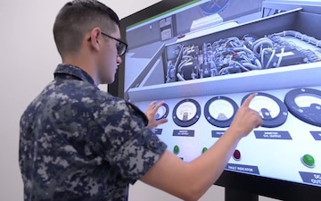 MRTS 3D Lets Sailors Train Whenever, Wherever
