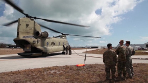 Pennsylvania National Guard Hurricane Harvey support wrap-up