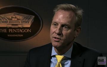 Deputy Defense Secretary Discusses National Defense Strategy