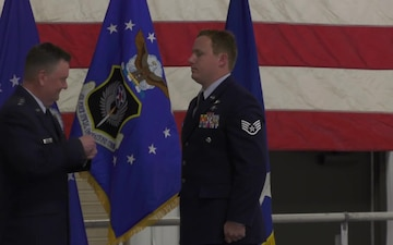 SSgt Lewis is Awarded the Silver Star