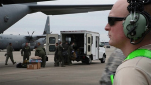 Airmen Redeploy from Southeast Asia