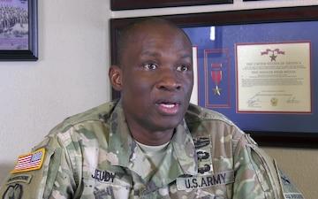 Haitian Refugee to U.S. Army Captain