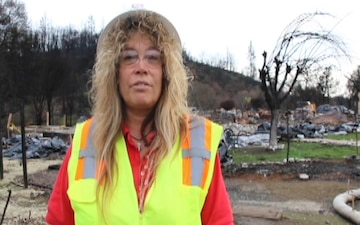 Debris Removal Continues in Northern California