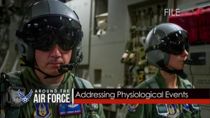 Around the Air Force: Partnership Flight Symposium / Physiological Events / Spark Tank