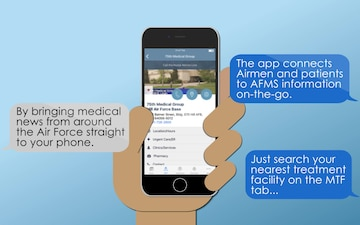 Air Force Medical Service App