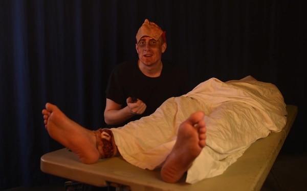Nimitz On Air Episode 7 Halloween Special