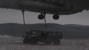 Ullr Shield: External Lift