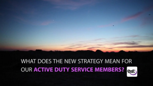Deputy Defense Secretary Outlines New Strategy
