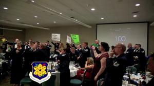 Washington Air National Guard 9th Annual Awards Banquet