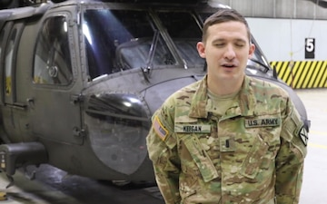 Meet Your Army: Aviator discusses life and motivation in the Army