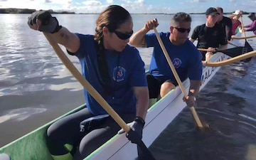 International Outrigger Canoeing