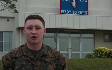 1/1 Marines give 2018 Super Bowl shout-outs! (AFN version)