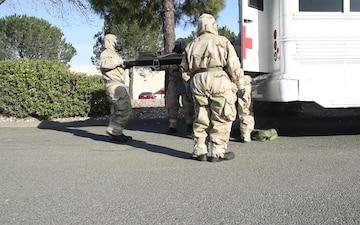 Travis AFB participates in Readiness Exercise