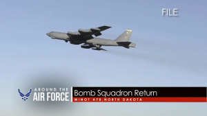 Around the Air Force: Bomb Squadron Returns / Doolittle Award