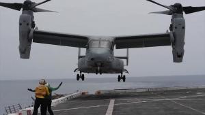 15th MEU, America ARG final deployment video