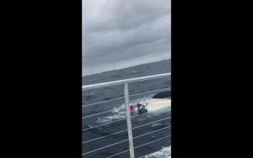 Coast Guard, good Samaritan rescued five people near Boynton Beach