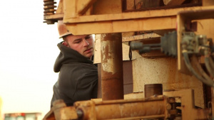 557th Expeditionary RED HORSE Well Drillers (News Story)