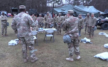 Army Reserve Unit Trains Active Component in CBRN
