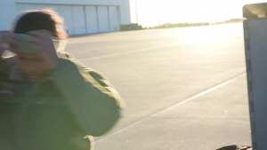 A1C Visser: MC130-J Crew Chief