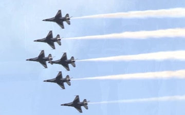 Joint Base Charleston Air and Space Expo 2018
