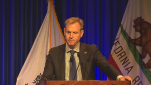 Shanahan Speaks at Naval Conference