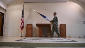 Package: Tech Sgt Kari Johnson, Chaplains Assistant
