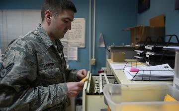 Package: Staff Sgt. Luke Davidson, 148FW Services