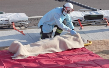 Mass Casualty Drill