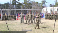 Field Medical Training Battalion-East Change of Command