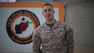 Capt. Steven Csutoros Valentine's Day Greeting