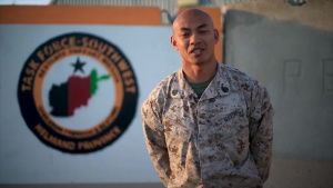 Staff Sgt. Yluin Nie Valentine's Day Greetings