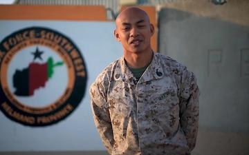 Staff Sgt. Yluin Nie Valentine's Day Greetings