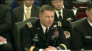 Service Leaders Testify at Hearing on Military Readiness