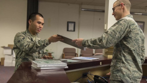 Mountain Home AFB Tax Center Opens