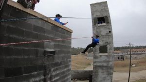 BROLL-PATRIOT South 18 - Mississippi Task Force Rescue Team Training