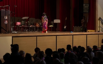 Shunan City International Children's Club performs at M.C. Perry Elementary (Package/Pkg)