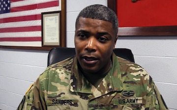 Soldier Spotlight - Lt. Col. Anthony Sanders