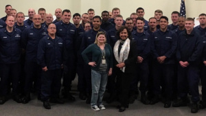 8th Coast Guard District's 2017 Enlisted Person of the Year