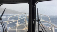 B-Roll: Coast Guard searches for kayaker off Maui