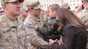Expert Infantryman Badge Ceremony 2018