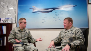 Chief's Chat: Ellsworth's top enlisted speaks to Airmen