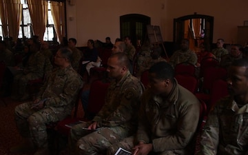 Black History Month 2018 Observance USAG Ansbach