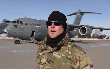 Arctic Eagle 18 CBRNE Task Force Interview